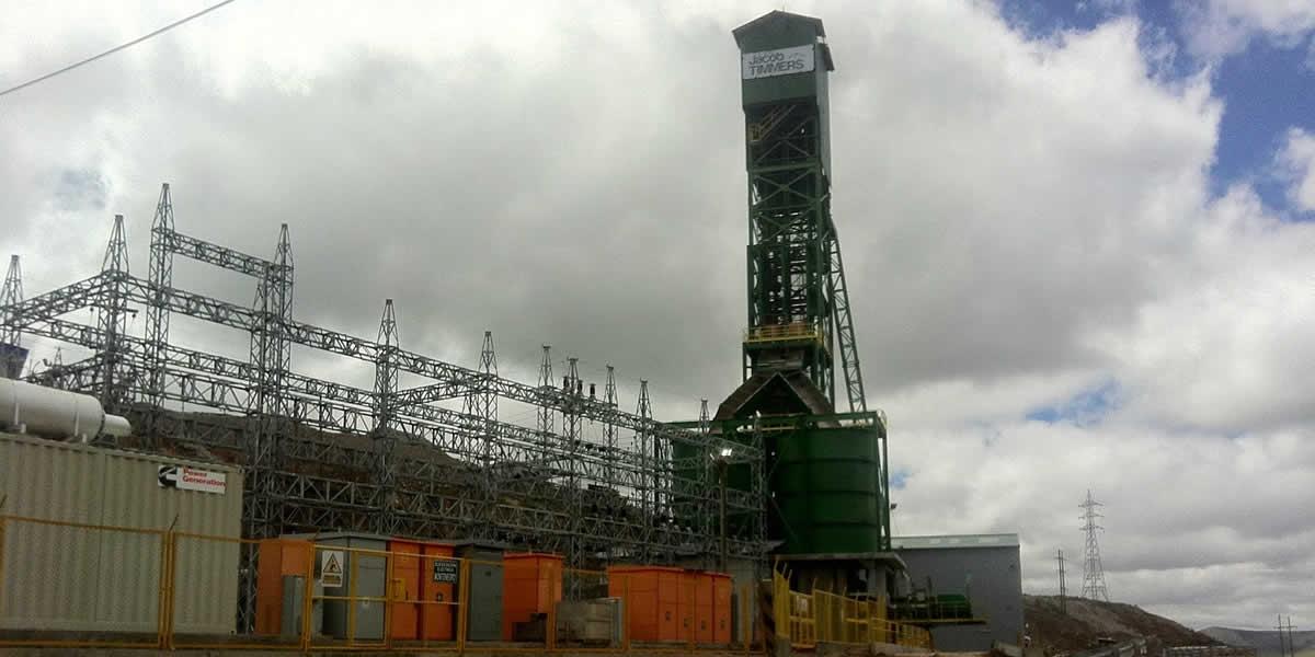 Sistemas de Izaje en minería subterránea, piques y winches