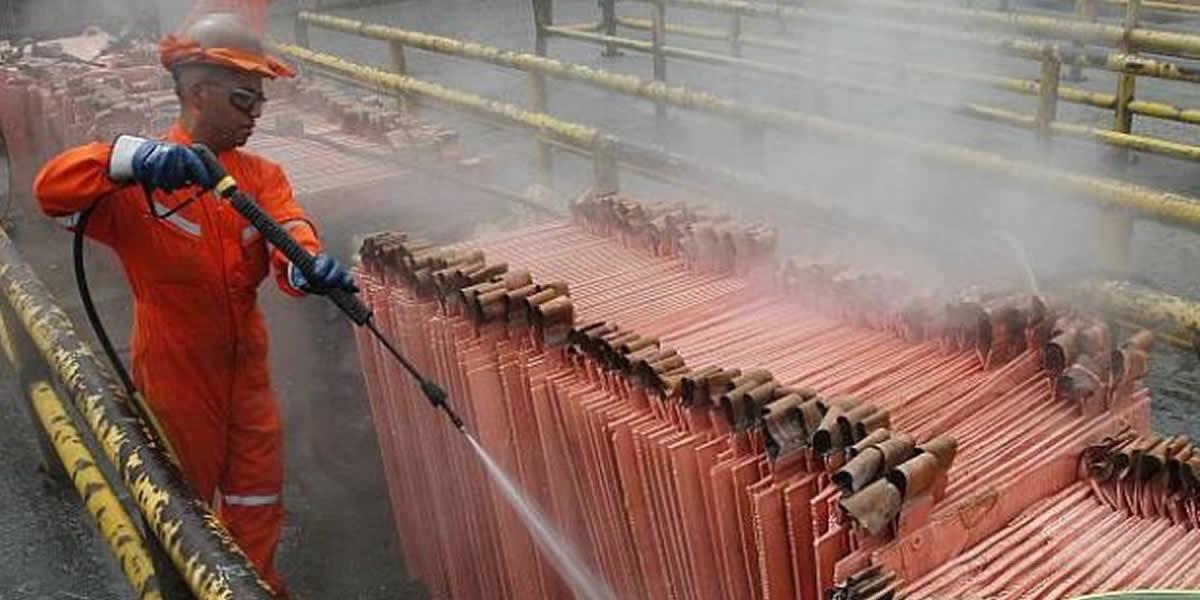Perú superó a Chile y se convierte en la principal fuente de cobre para China
