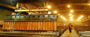 Perú, primer productor de cobre en el 2017