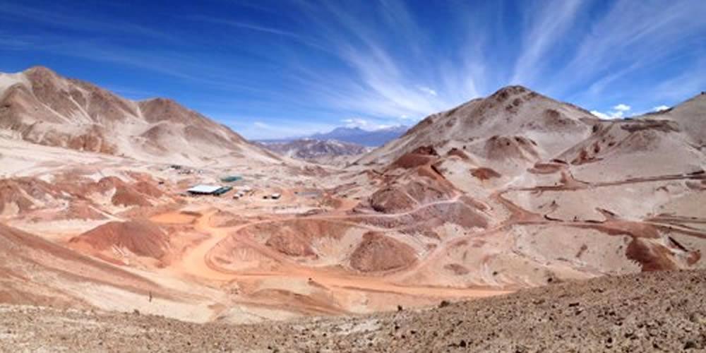 Proyecto cuprífero Los Calatos producirá 50 mil Tn de Cu