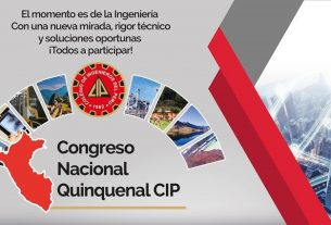 Congreso Quinquenal CIP