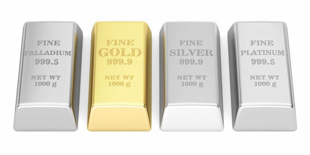 Metales Preciosos: Oro & Paladio